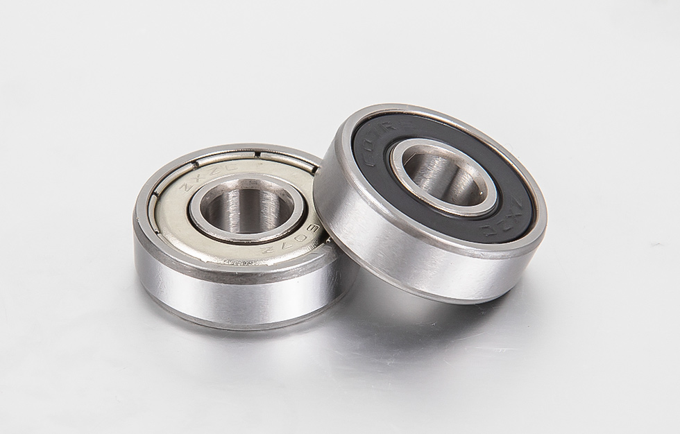 What are the factors that affect the service life of rolling bearings
